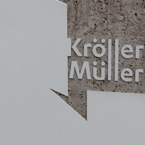 Kröller Müller voorjaar 2017
