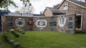 Nederlands Tegelmuseum, voorjaar 2017
