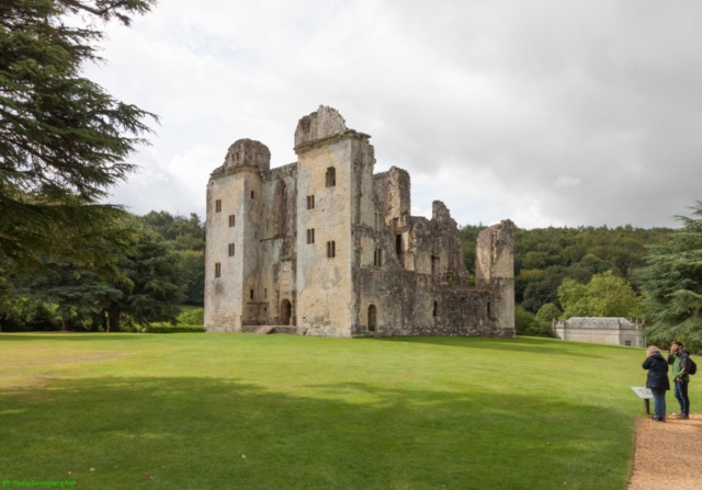 2019 Old Wardour Castle