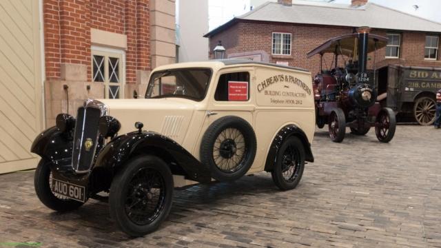 20190818-Basingstoke-Milestones Museum-4660