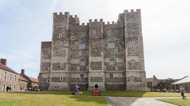 20190821-Dover Castle-4989