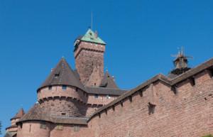 Alsace - Haut Koeningsbourg